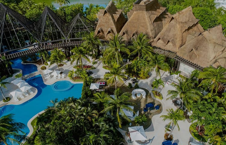 Luxury in the Grand Mayan Riviera Maya, 1-br Suite