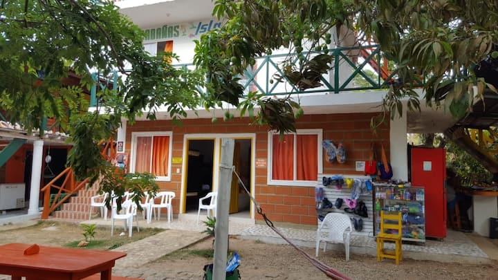 Cabañas Isla Bonita, un paraiso por descubrir