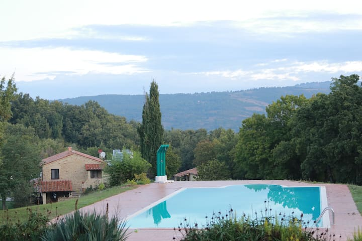 Agriturismo in the best place in Tuscan