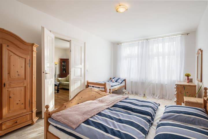 GALA apartment in Art Nouveau Villa Ceska Lipa