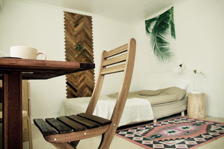 designer flat in heart of Itaewon