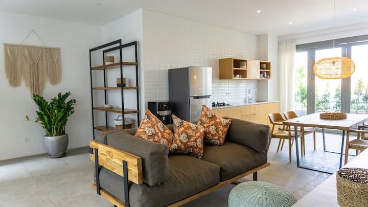 Marigold room at Semat 28 apartments Canggu