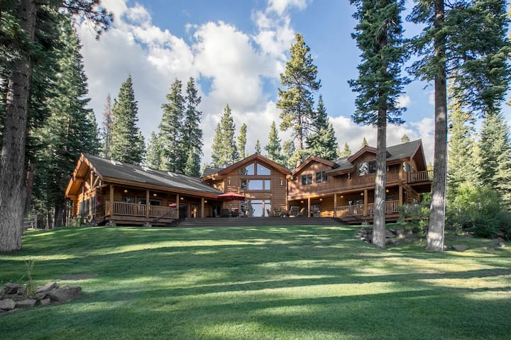 BearPaw LakeView - Luxury 6BR w. Spa & Pool Table