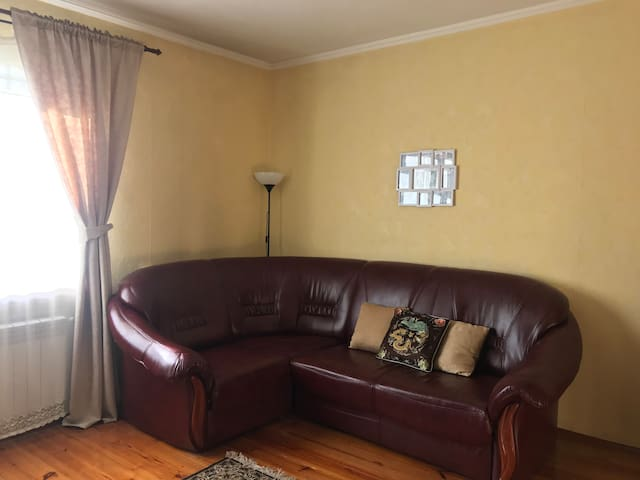 Cozy room in our lovely house