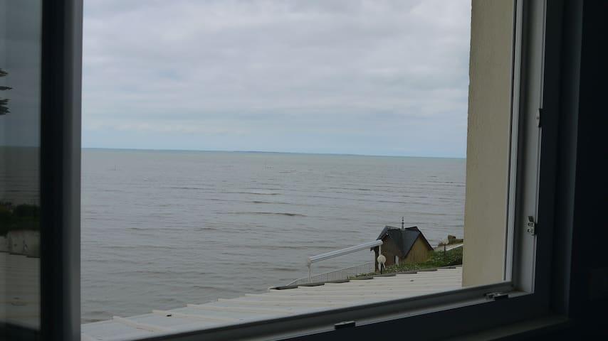Villa La Garenne face mer, magnifique vue  mer
