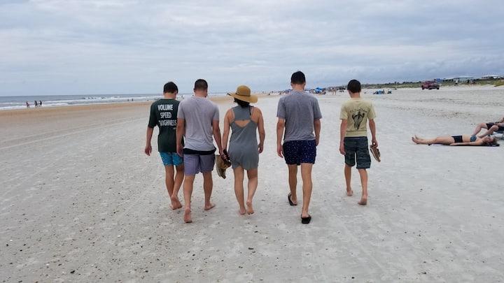 Pelican Beach House St. Augustine Beach, FL