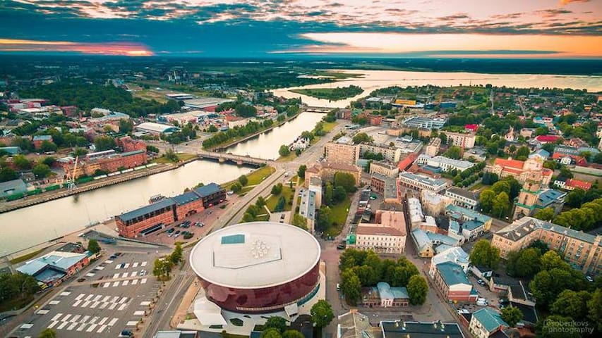Liepaja city guide
