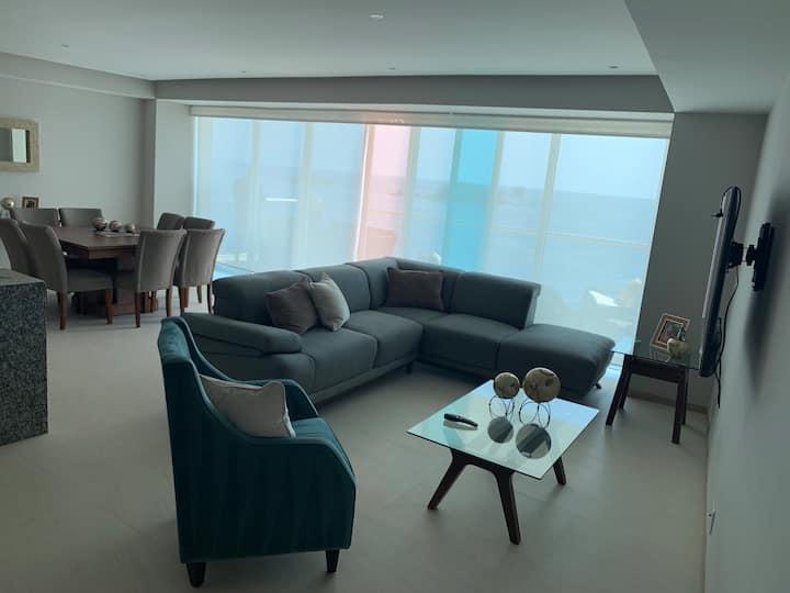 Nuevo y Exclusivo Apartamento Península Ixtapa!