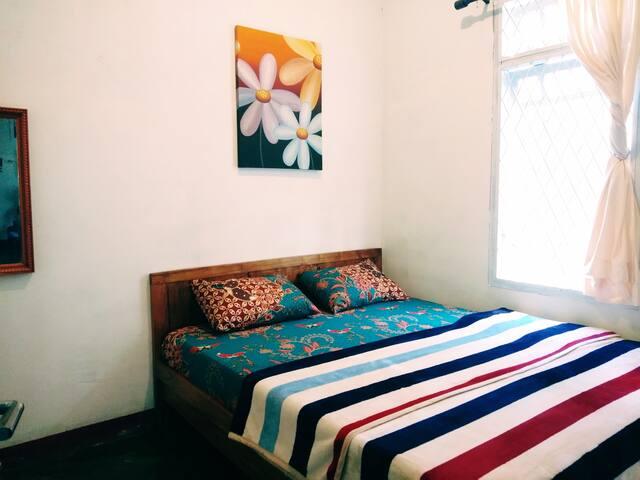 Senyaman di kamar sendiri