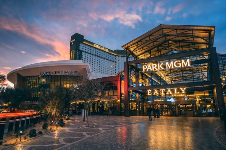 Park MGM Hotel Stay