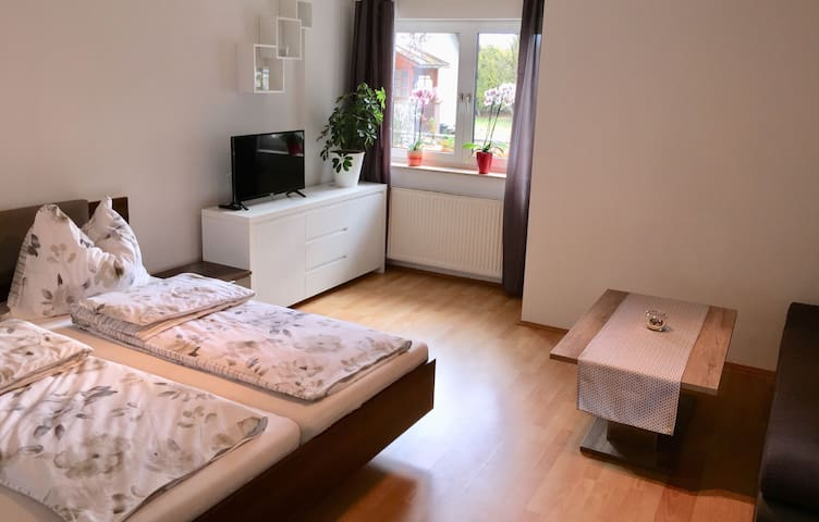 4 Zimmer Apartment - Nahe Salzburg