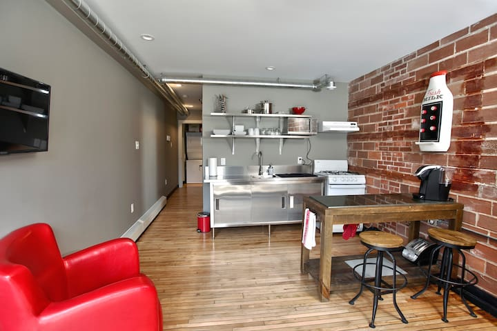 The Warehouse, Suite 9 - New Glasgow - Apartamento