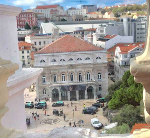 ***** Charming Rossio *****