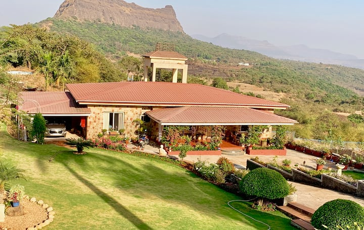 Lonavala; a cottage in the forest!