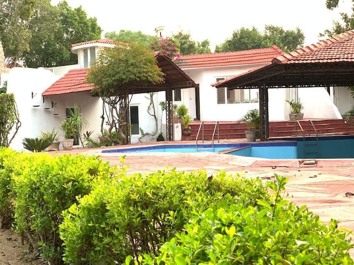 Beautiful Farm House on Sohna Road