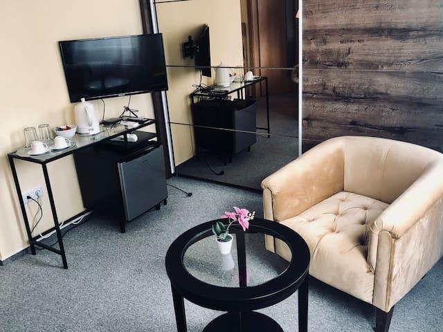 A7: 4-bed apartment in a quiet part of Bratislava