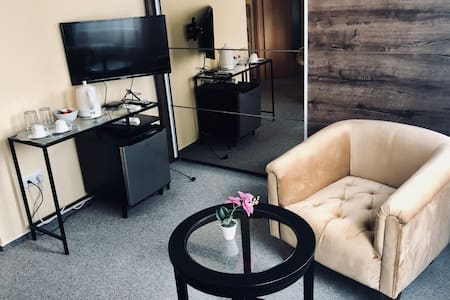 A7: 4-bed apartment in a quiet part of Bratislava