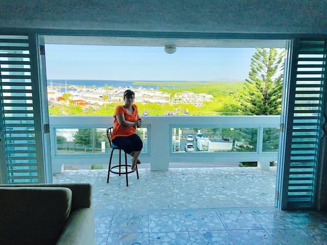 Spectacular Ocean / Marina View Getaway in Fajardo