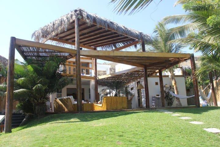 Casa de Playa en Mancora Las Pocitas