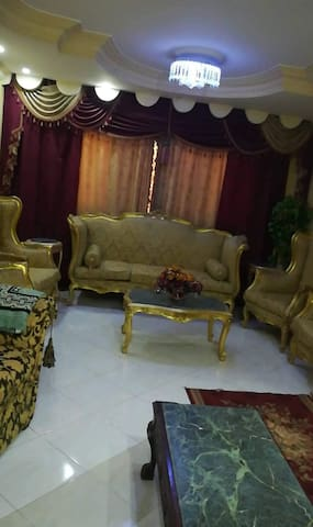 furnished apartment for rent at King Faisal Street