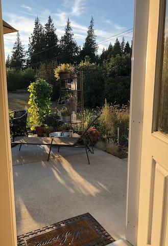 Garden Patio Guesthouse