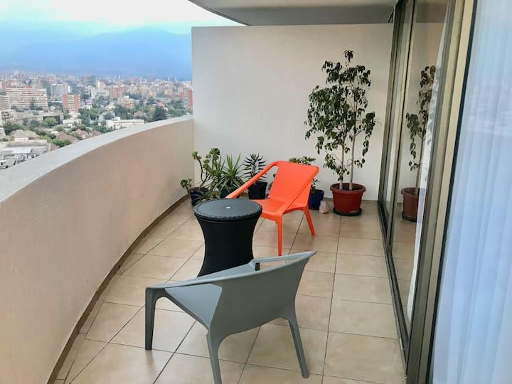 Gorgeous apartment in Providencia