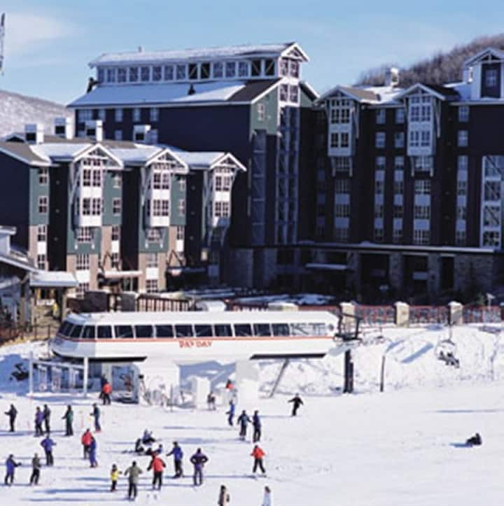 Marriott Mountainside Ski-in/Out during Sundance