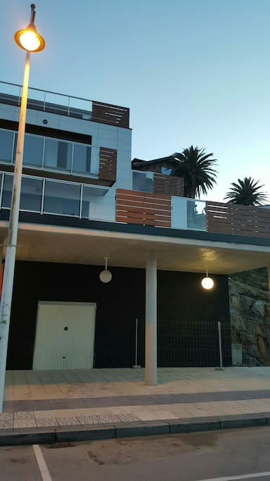Apartamento marte en 1 linea playa apartamentos en alquiler en suances cantabria espa a - Apartamentos en cantabria playa ...