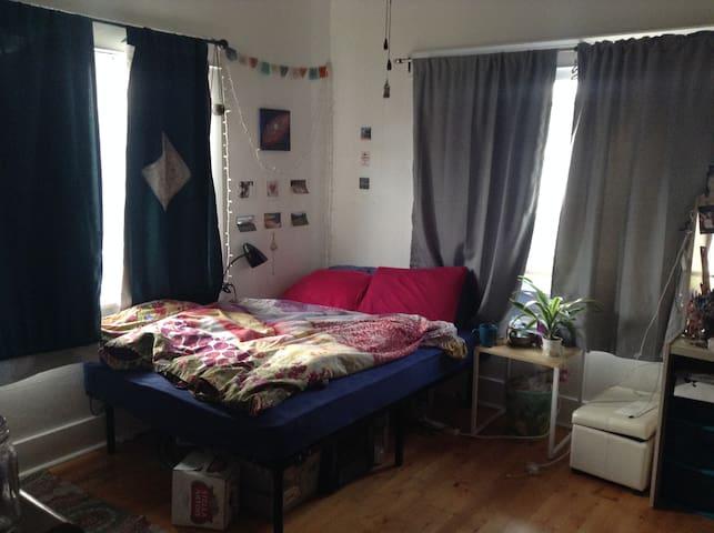 Cozy private room in Redlands - Redlands - Huis