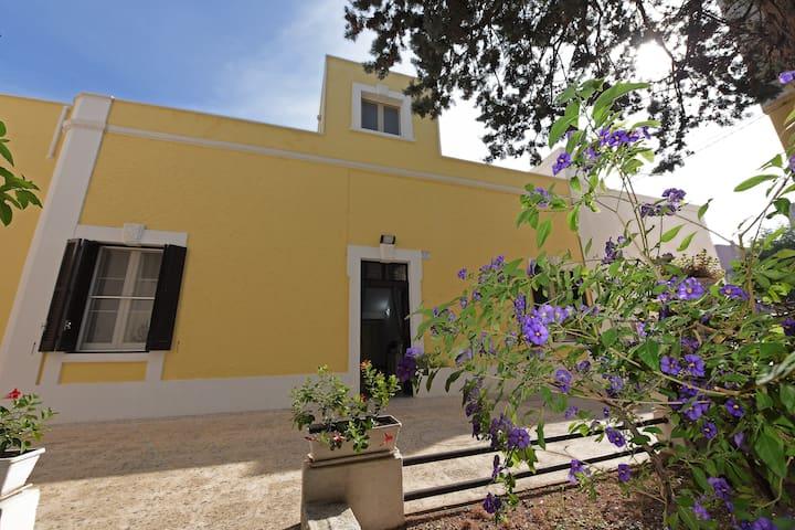 Appart. per vacanze Villa ricciardi-zona Ostuni