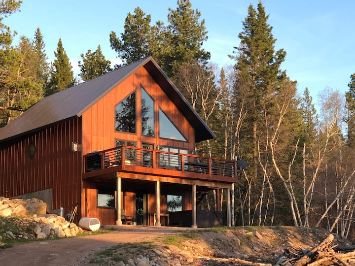 Cabin at Terry Peak