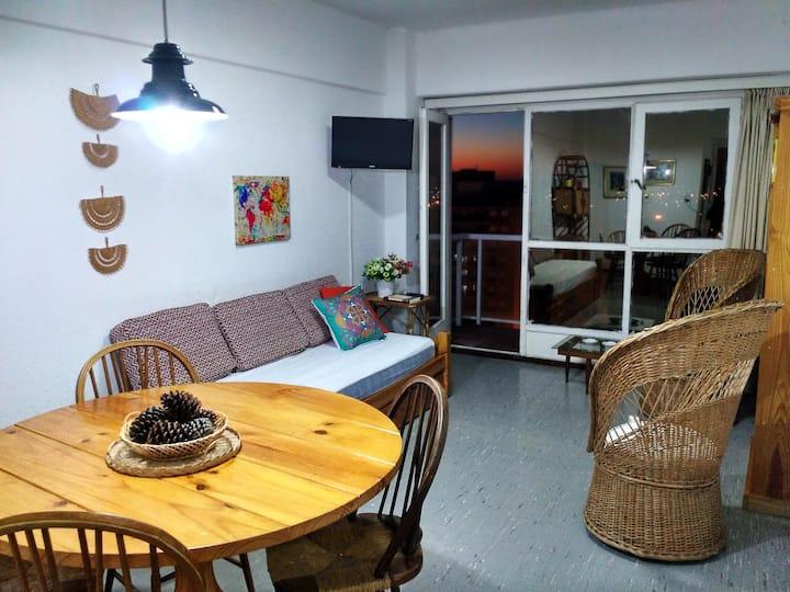 Confortable 2 Ambientes ✪ Muy Bien Ubicado