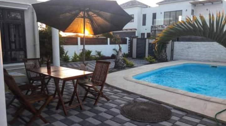 Villa for Rent in Mont Choisy Beach, Mauritius