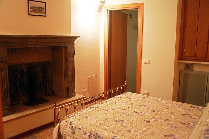 Borghetto #7 @ Corte Rosa: apartment for 3 people - Cavriana