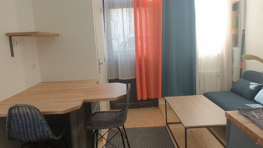 Joli Appartement lumineux centre Aytré-La Rochelle