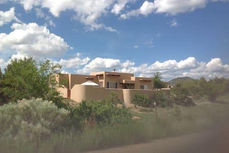 Eldorado Santa Fe - Elegant Peaceful Casa Artista - Santa Fe - Hus