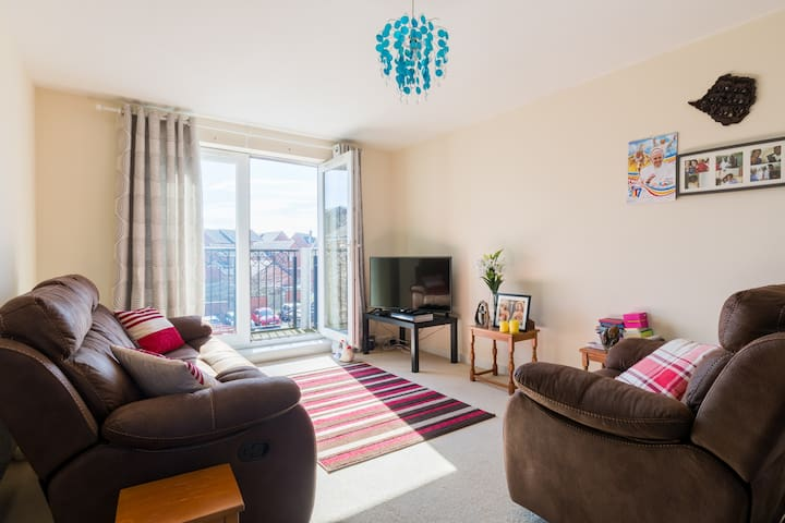 Cosy private room close to Birmingham City Centre - Smethwick - Daire
