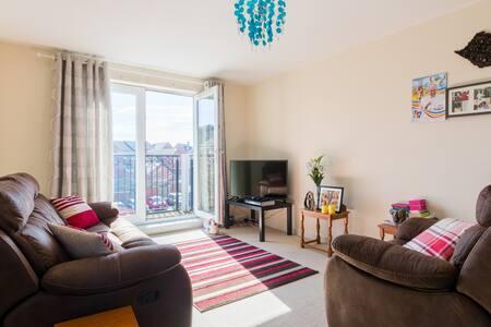 Cosy private room close to Birmingham City Centre - Smethwick - Apartemen