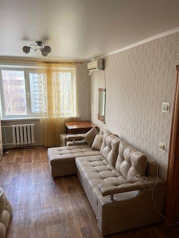 Уютная квартира на Ryabikova Street