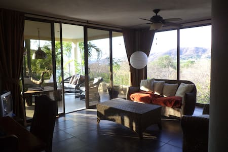 Condo no. 2 close to Playa Hermosa beach - Playa Hermosa - Huis