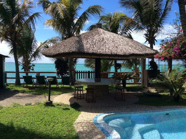 Private beachfront 'Tropical room' Vilankulo - Vilankulos - House