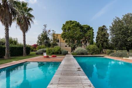 Villa Carcano - La dependance - Trani - ที่พักพร้อมอาหารเช้า
