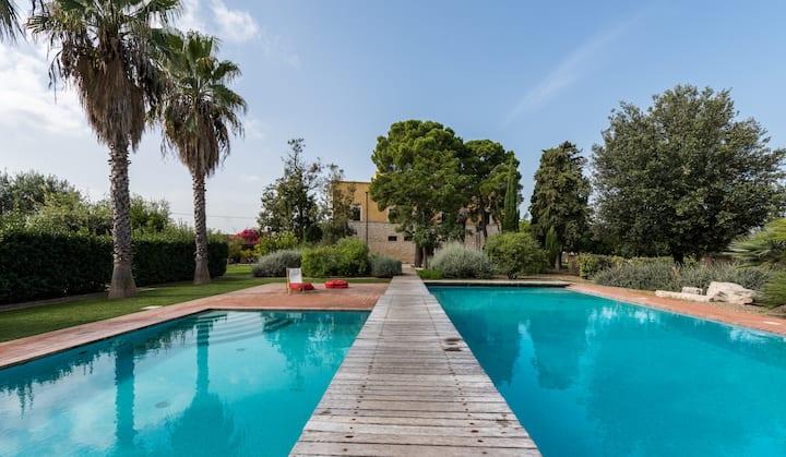 Villa Carcano - La dependance