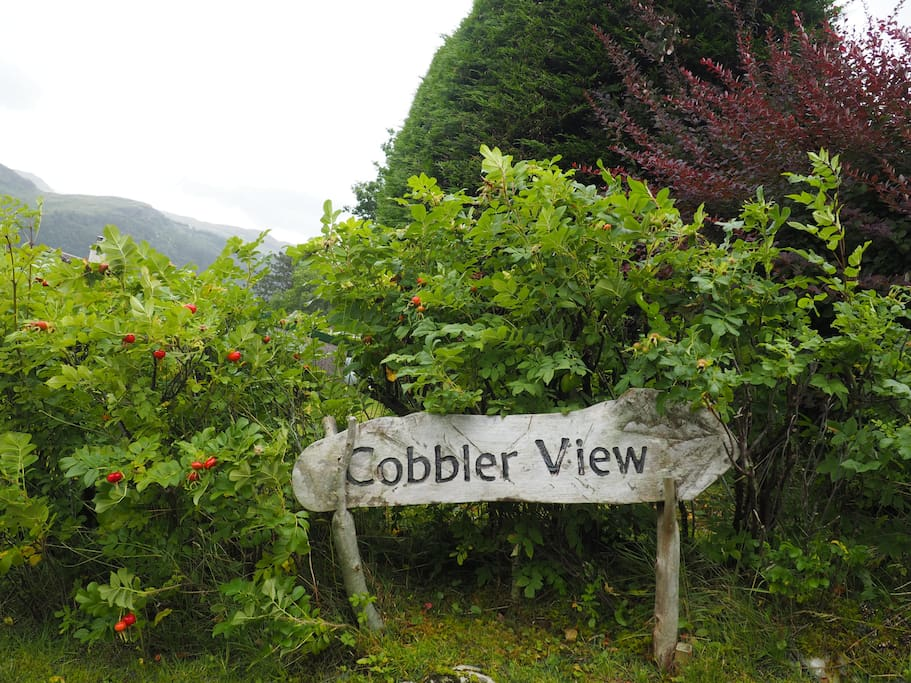 Entrance to Cobbler View