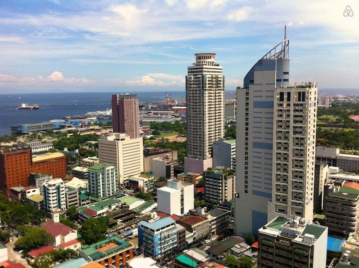 1 Bedroom Condo in Historic Manila
