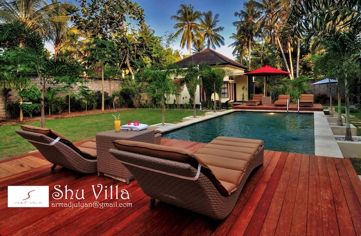 Beautiful Living at Shu Villa