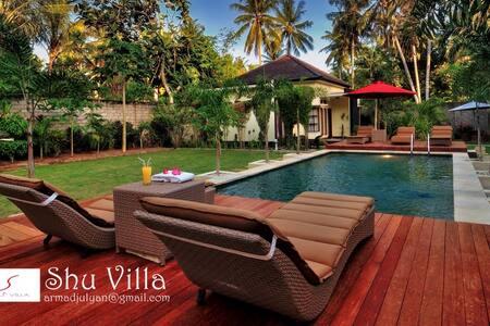SHU VILLA two bedroom private villa - Praya
