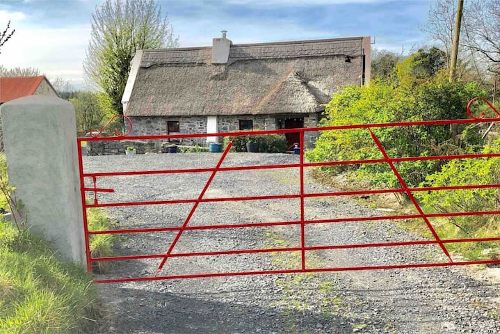 Nans thatched cottage