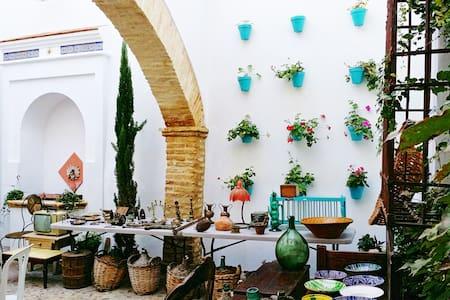 Mudejar house of XII Century - Carmona - Casa