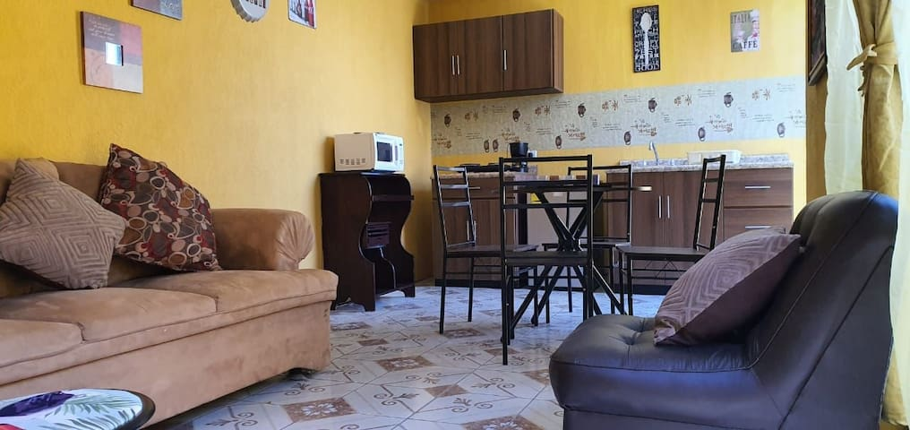 Apartamento Mundo y maletas jr.  Guatemala ciudad